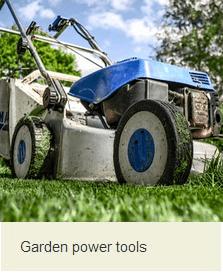 Homebase Garden Power Tools