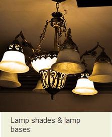 Homebase Lamps